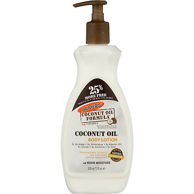 Palmer's Coconut Oil Body Lotion Made with Natural Coconut oil