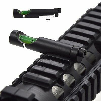 11MM Bubble Level Anti Cant Spirit for Rifle Scope Sight Rail Weave/Picatinny