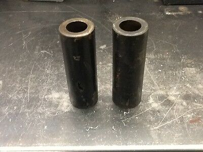 AJS Matchless 1955 350 Model 16 Fork Shrouds Pair