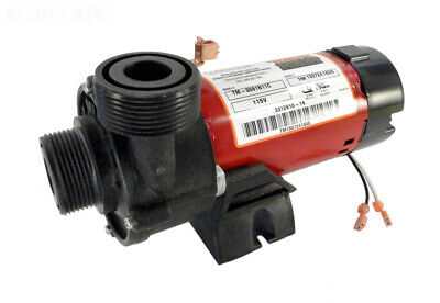 "Waterway Tiny Might Circulating Pump 1/16hp - 1"" x 1"" Union - 3312610-14"