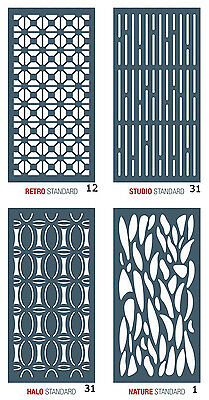 Discount Decorative Privacy screens indoor/outdoor - DIY Any choice of 1 .