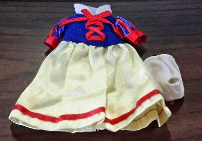 Wee patsy from effanbee snow white outfit