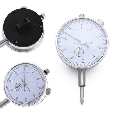 0.01mm Accuracy Precision Indicator Gauge Dial Indicator Measurement Instrument