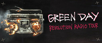 Green Day Revolution Radio Tour A Reserve Tickets (Sydney) Great Seats !!!!!