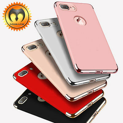 Luxury Hybrid Protective Slim Thin Hard Back Case Cover For iPhone 6 6S 7 Plus