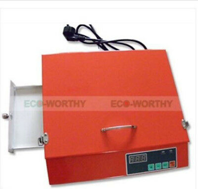New UV Exposure Unit for Hot Foil Pad Printing PCB With Drawer 220V 50W 210*260m