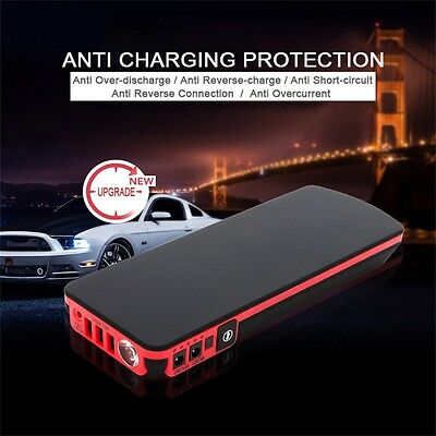 88800mAh Portable Car Auto Jump Starter Charger Booster Power Bank Battery 4USB