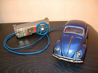 Bandai VW Käfer, Beetle with visible engine and front lights, fully working