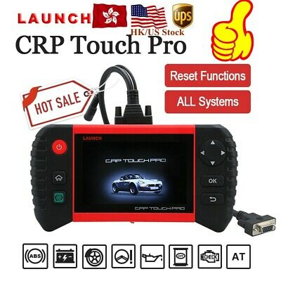 Genuie Launch CRP Touch Pro 229 System Diagnostic Scanner EPB DPF TPMS DHL UPS