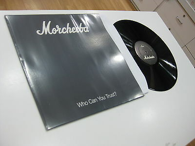 Morcheeba Lp Who Can You Trust?