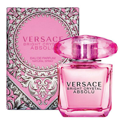 VERSACE Bright Crystal Absolu * EDP (Eau de Parfum) spray 50ml