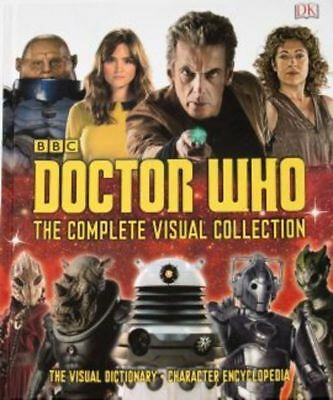 Doctor Who: The Complete Visual Collection