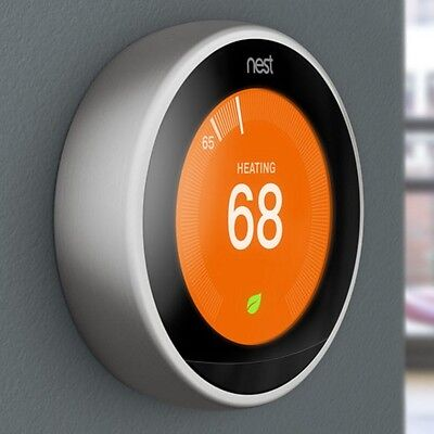 NEST Learning Thermostat - 3rd Generation RRP £199