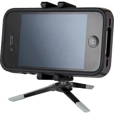 Joby GripTight Micro Stand for iPhone / Smartphone - Black / Grey