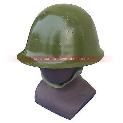 Original Surplus Chinese Army Bulletproof GK 80 Helmet