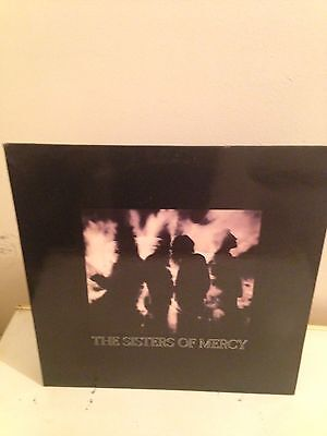 """Sisters Of Mercy 12"""" EP More"""
