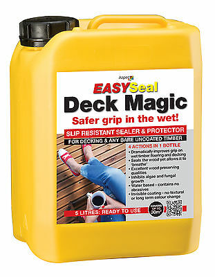 Azpects EASYSeal Deck Magic - 5 Ltr (Ready to Use)