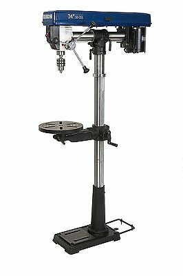 "Rikon 30-251 34"" Floor Model Radial Drill Press"