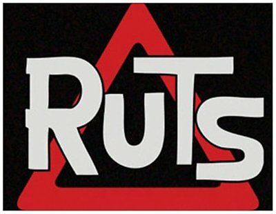 The RUTS fridge magnet GIANT SIZE!!!!