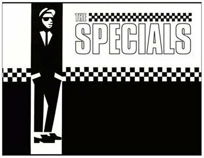 The SPECIALS fridge magnet GIANT SIZE!!!!