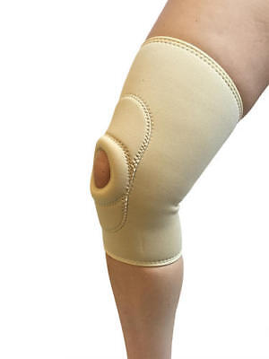 Solace Bracing Tennis Badminton Heat Retentive Patella Knee Stabiliser Support