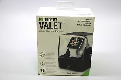 Trident Case Odyssey Valet Portable Charging Pedestal for Apple Watch 38mm/42mm