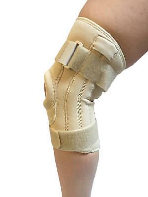 Solace Bracing Tennis Badminton Compression Stability Knee Patella Support Brace