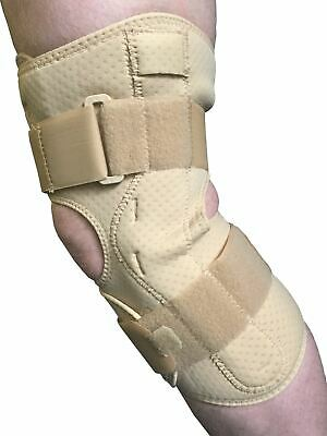 Solace Bracing Ski Snowboarding Hinged Patella Stabilising Knee Support Brace