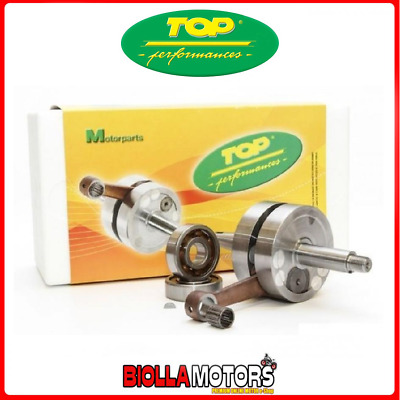 9920410 ALBERO MOTORE X AM6 CORSA 44mm  TOP PERFORMANCE PER MAXI KIT 9921450 / 9