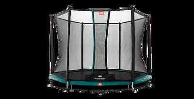 In Ground Trampoline - BERG Talent 240 with Safety Net Comfort