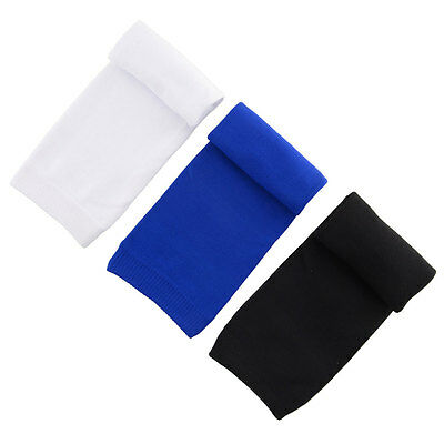 Sports Cover Stretch Basketball Cycle Arm Long Sleeve Guard Protector Cotton