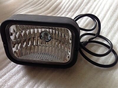 Ford New Holland TM  Tractor Work Lamp
