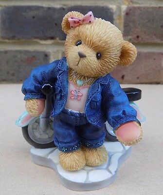 ENESCO Cherished Teddies Figurine - Deena Wilde CT011