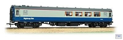39-321 Bachmann OO Gauge Mk1 BSP Pullman Night Cap Bar Blue & Grey With Lighting