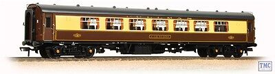 39-310C Bachmann OO Gauge BR Mk1 SP Pullman 2nd Parlour Umber & Cream Lighting