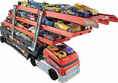 Hot Wheels Mega Hauler Truck - Toys/games Playsets Brand New Free Delivery