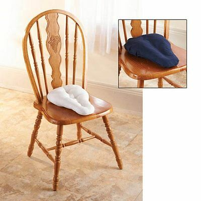 Sciatica Saddle Pillow Seat Cushion Wedge with 2 Pillow Covers
