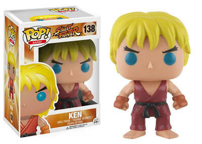 Street Fighter Pop! Ken