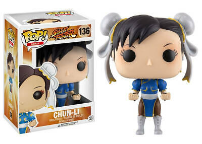 Street Fighter Pop! Chun-Li