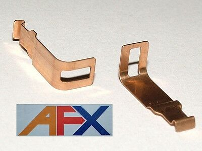 Tomy Afx - Super G+ - Pick Ups - X1 Pair - Suitable For G+,turbo,srt, Cars *new*