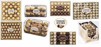 Ferrero Rocher Chocolate Collection Perfect Gift Box for all Occasions
