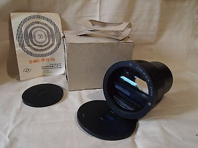 35-NAP2-3M  80-140mm ANAMORPHIC lens 35mm MOVIE PROJECTOR USSR