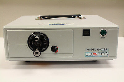 Luxtec 9300XPS Xenon Light Source - VERY NICE WORKING UNIT