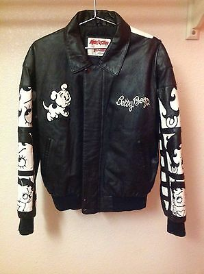 BETTY BOOP JACKETs uni-sex [2 each] xtra small/large/ famed 3 color