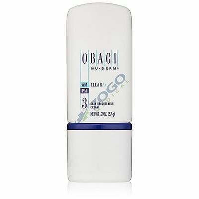 Obagi Nu-Derm ClearFx Skin Brightening Cream 2.0 Oz