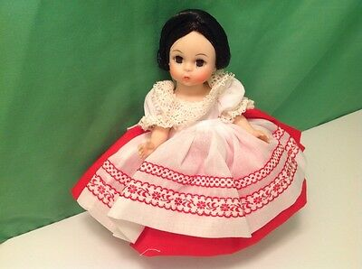 Madame Alexander International Collection, RUSSIA Doll, 8""