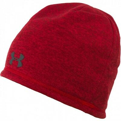 Bonnet Under armour Elements 2.0 rouge