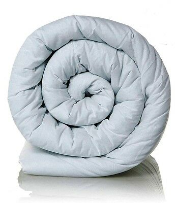 New Duvet Quilt Single Double King Bed Size. 4.5, 10.5, 13.5 15 Tog.