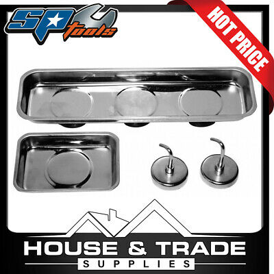 SP Tools 4 Piece Magnetic Tray Tool Set SP30913