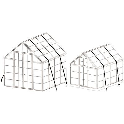 Maze GREENHOUSE ANCHORING KIT Protects Strong Wind Up To 90km/H *Aust Brand